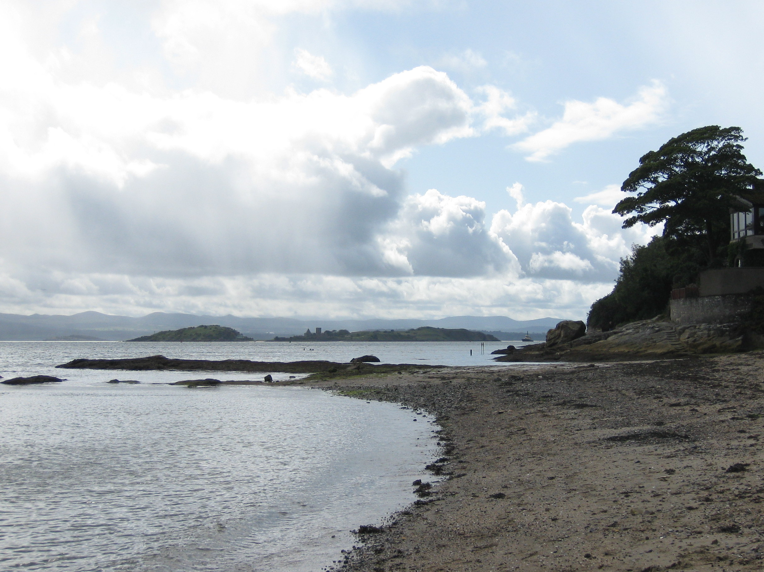 Coast at Aberdour